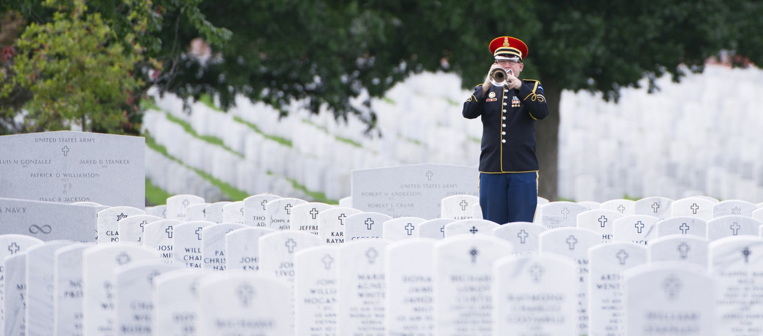 Military Honors Bugler