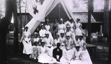 spanish american war nurses
