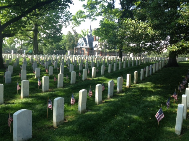 Arlington National Cemetery - Home