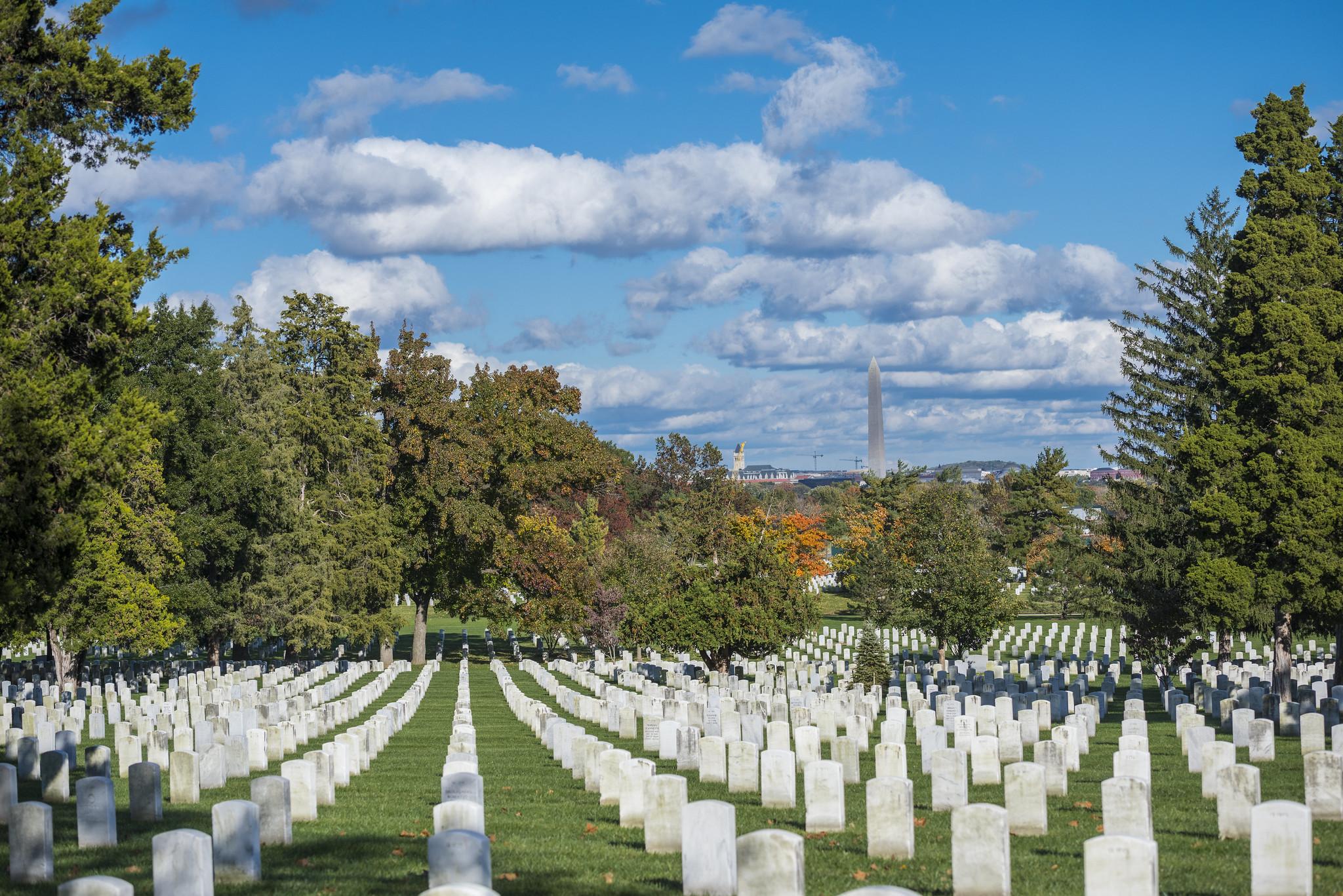 History of Arlington National Cemetery