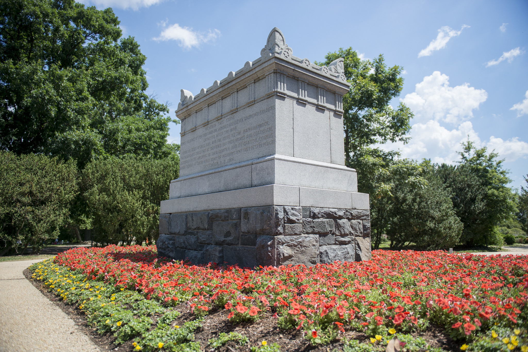 Tomb of the Civil War Unknowns