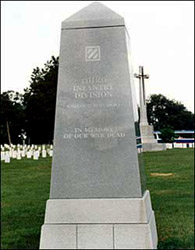 Third Infantry Division Monument