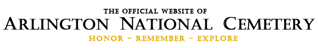 The Official Website of Arlington National Cemetery - Honor - Remember - Explore